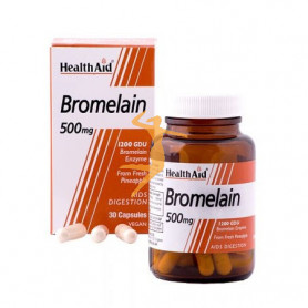 BROMELINA 500Mg. HEALTH AID