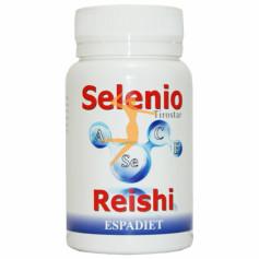 SELENIO + REISHI 60 CÁPSULAS ESPADIET