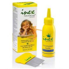 INEX PEDICULICIDA SOAP® ANTIPIOJOS 100Ml.