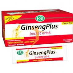 GINSENG PLUS ENERGY LINE 16 POCKET DRINK TREPAT DIET - ESI