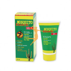 MOSQUITO BLOCK GEL 50Ml. TREPAT DIET - ESI