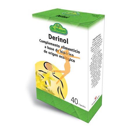 DERINOL 40 CÁPSULAS DR. DUNNER (Antiguo Deprinol)