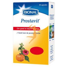 PROSTAVIT - PROSLAVIT 40 CÁPSULAS BIONAL