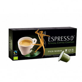 ESPRESSO INCA SOAVE ETHICAL COFFEE COMPANY