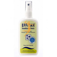 EFFITAN SPRAY ANTI MOSQUITOS 100Ml. ALVA