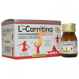 L-CARNITINA 2500 6 VIALES 30Ml. PINISAN
