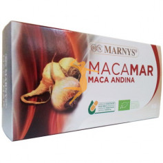 MACA ANDINA BIO 60 CÁPSULAS MARNYS
