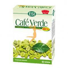 CAFÉ VERDE 60 TABLETAS 500Mg. TREPAT DIET - ESI