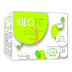 KILOFIT BLOCK 60 CÁPSULAS DIETMED