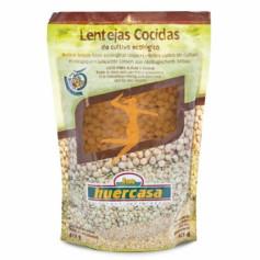 LENTEJAS COCIDAS HUERCASA