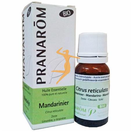 ACEITE ESENCIAL MANDARINA 10Ml. PRANAROM