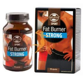 FAT BURNER STRONG 90 CÁPSULAS NATURMIL SPORT