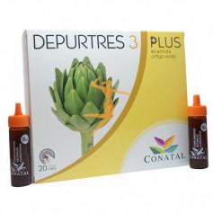 DEPURTRES 3 PLUS 20 VIALES 15Ml. CONATAL