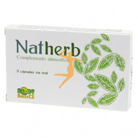 NATHERB (NUEVO HAQTER-Q) 5 CÁPSULAS BODY BASICS