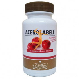 ACEROLABELL 120 COMPRIMIDOS 580Mg. JELLYBELL