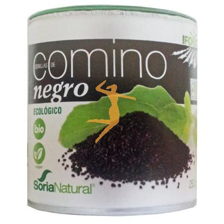COMINO NEGRO NIGELLA SATIVA 250Gr. SORIA NATURAL