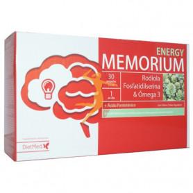 MEMORIUM ENERGY 30 AMPOLLAS DIETMED