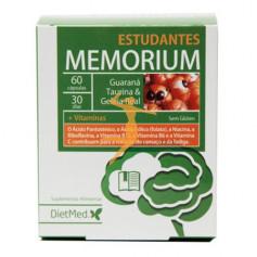 MEMORIUM ESTUDIANTES 60 CÁPSULAS DIETMED