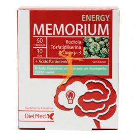 MEMORIUM ENERGY 60 CÁPSULAS DIETMED
