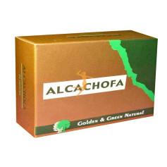 ALCACHOFA 60 CÁPSULAS 400Mg. GOLDEN GREEN