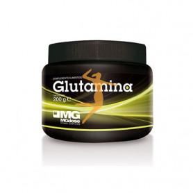 GLUTAMINA 200Gr. MGDOSE