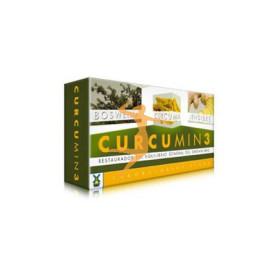 CURCUMIN3 30 COMPRIMIDOS 700Mg. TEGOR