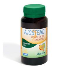Ajostend Aceite de Ajo macerado 100 perlas Derbós