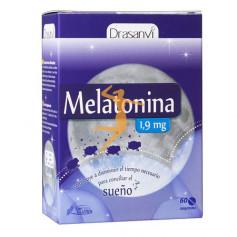 MELATONINA 1.9Gr. 60 COMPRIMIDOS DRASANVI