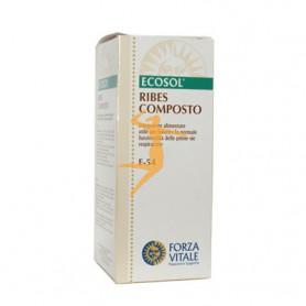 RIBES COMPOSTO 50Ml. FORZA VITALE