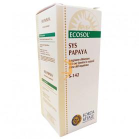 SYS PAPAYA 50Ml. FORZA VITALE