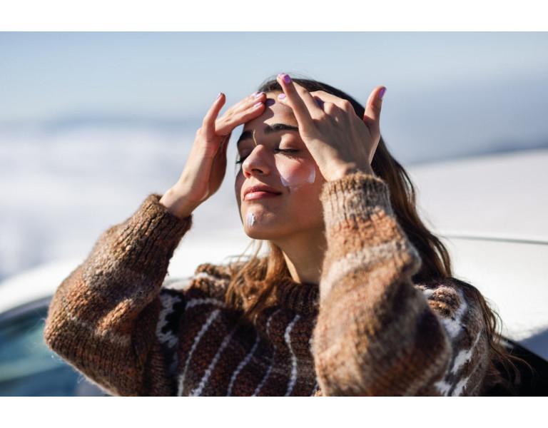Cuidado facial en invierno, consideraciones principales