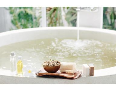 ¿Spa en casa? Descubre las sales minerales de baño