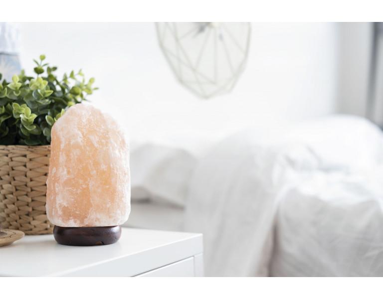 Lámparas de sal, un detalle healthy para el hogar